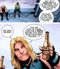 From Loki: Agent of Asgard   (written Al Ewing, art by Lee Garberty)