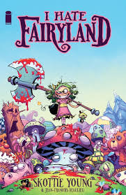Property of Skottie Young and  Image Comics