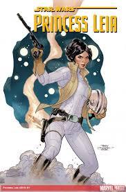 Star Wars: Princess Leia property of Disney/Marvel